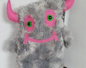 Small Plush Monster
