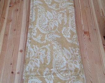 Handmade Linen Drapes