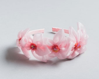 Headband - to complete fairy dress with wings