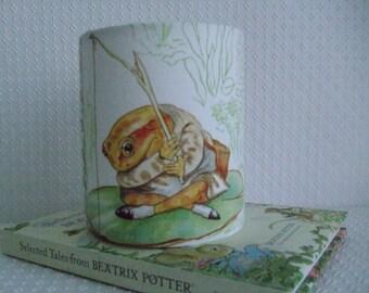 Beatrix potter -Jeremy Fisher   childrens Night Light.