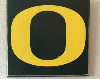 Oregon Block Wall Hang