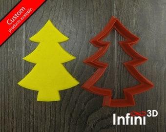Christmas tree cookie cutter - Emporte-pièce Sapin de Noël