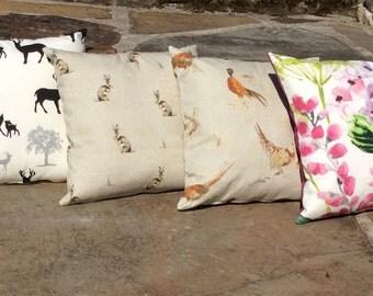 Stag & Deer Cushions