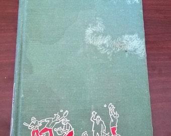 "Vintage ""Rhubarb"" Hardback Book **FREE SHIPPING**"