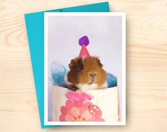 Fuzzbirthday Card