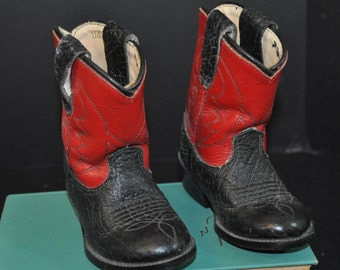 Toddler Young Child Cowboy Boots