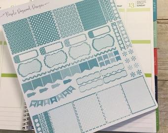 Blue Life Planner Theme!