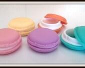 3pc Macaron Mini Storage Box Pill Jewels Earphone SD Card/3pc Macarons Mini boîte de rangement Écouteurs Carte SD Bijou Pilules