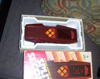 Split Second electronic hand held game