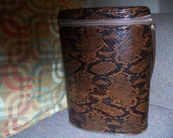Rare Python Style Aladdin coffee and tea thermos