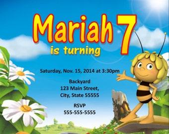 Maya the bee, Maya the bee party