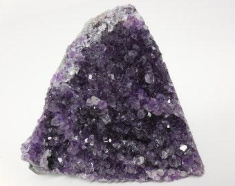 AMETHYST GEODE, AMETHYST, Crystal, Quartz Crystal Cluster, Amethyst Crystal Cluster, Amethyst Cluster, Geode, Raw Amethyst, Druzy, Purple