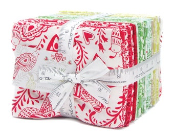North Woods Fat Quarter Bundle
