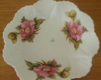 Vintage Shelley Fine Bone China English Pin Dish Excellent condition