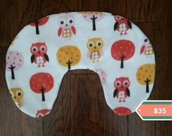 Owl Boppy Nursing Pillow Cover