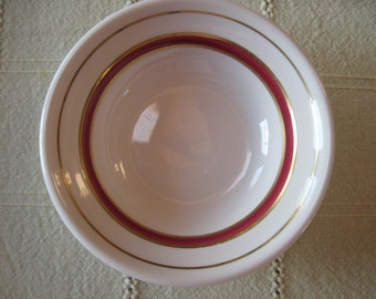 Syracuse China Restaurant Ware Berry Bowl-Pattern SY714 - Item #1235