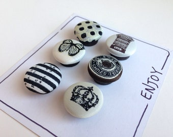 Magnets - Vintage Style