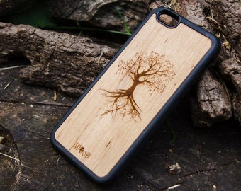 iPhone 6 Case Wooden, Walnut Wood iPhone 6 Case, Real Walnut Wood iPhone 6, iPhone 6