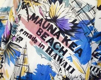 1980s MAUNA KEA BEACH Hawaii Women Vintage Jacket