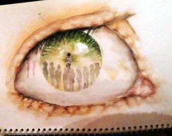 Eye Despair