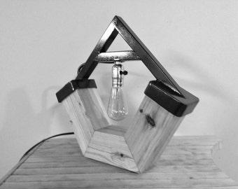 Decorative Industrial Desk Lamp