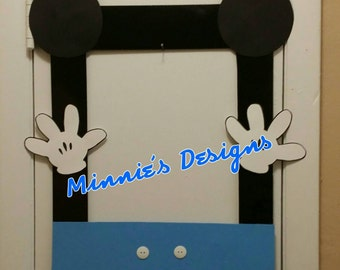 Baby Mickey photo booth, Mickey mouse babyshower, Mickey mouse photo props, Mikey mouse birthday,  Mikey mouse 1st birthday