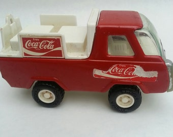 Buddy L Coke Truck from the 70's