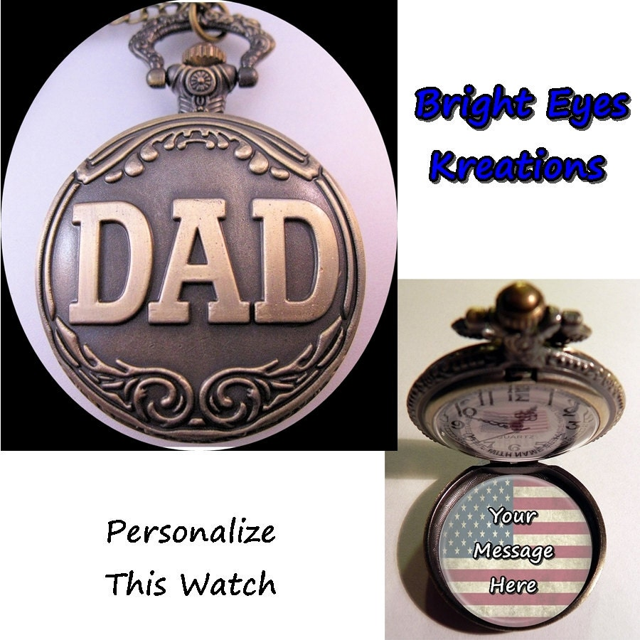pocket custom made personalized message w 31
