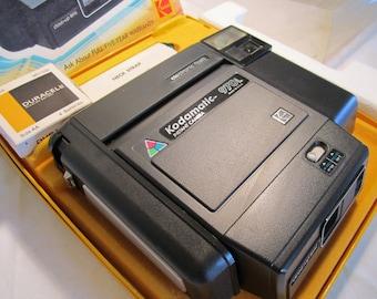 Vintage New In Box Kodak 970L Kodamatic Instant Camera