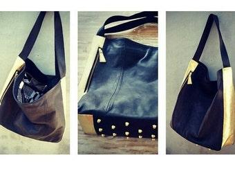 Kootah Leather Tote handbag