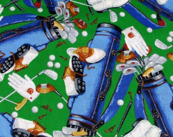 Hole in One Golf Equipment Fabric