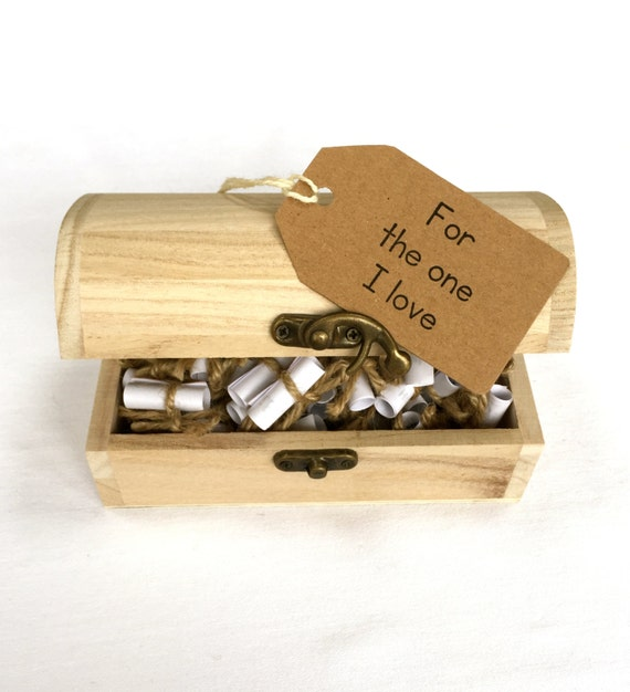 Unusual Gifts For Wife: Love Message And Quote Chest Gift For Boyfriend Gift For