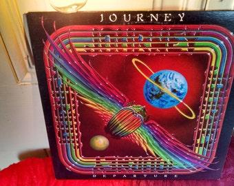 Journey Departure vintage vinyl record 1980