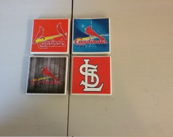 St Louis Cardinals kitchen magnets