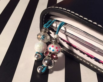 Beaded Page Marker