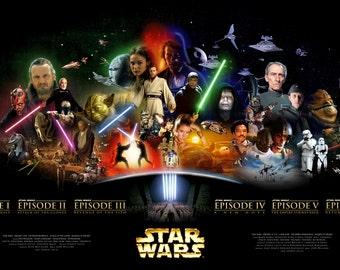 Star Wars Legacy Poster