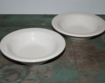 Buffalo China Bowls