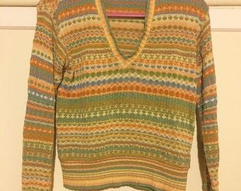 Vintage Missoni Skirt and Sweater Set