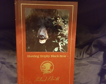 Hunting Trophy Black Bear