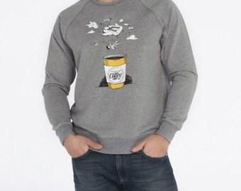 Morning Coffee Sweatshirt