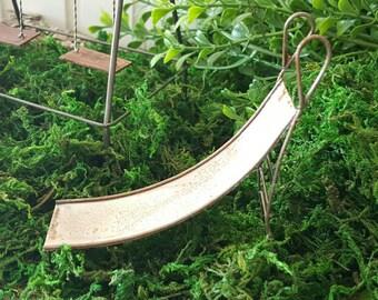 Miniature Metal Slide