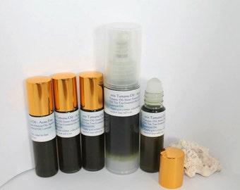 mix Tamanu Oil