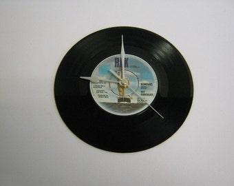 "Hot Chocolate - ""Rumours"" Record Wall Clock"