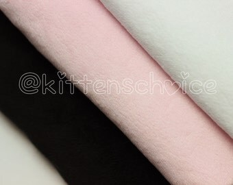 Soft Lining (for the inside of the collar)