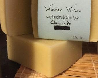 Chamomile--almost Castile soap