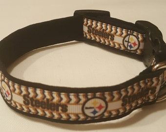 Dog Collar, Steelers, Pittsburgh, NFL