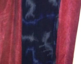pretty hippie maxi dress