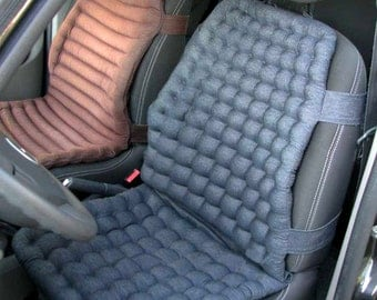 Organic Car Seat Cover filling Buckwheat hulls/Massage Orthopedic/Car Seat Cover/buckwheat/floor cushion/ Organic car/eco-frendly/floor seat