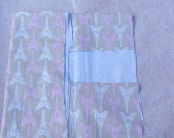 Knitting case wrap