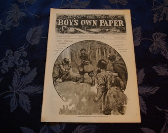 The Boys Own Paper, No. 827, Nov 17, 1894